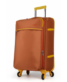 Ambest Dazzle Luggage Trolley 700 28 Inch Orange