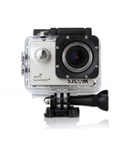 SJCAM SJ4000 Plus 2K 12MP WiFi Sports Action Camera - Silver