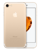 Apple iPhone 7 With FaceTime, 4G LTE, 128GB,  Gold
