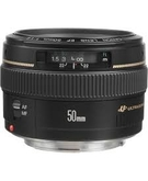 CANON-EF 50MM F/1.4 USM LENS FOR DSLR