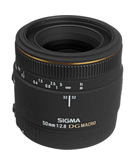 SIGMA 50/2.8 EX D MACRO for Nikon