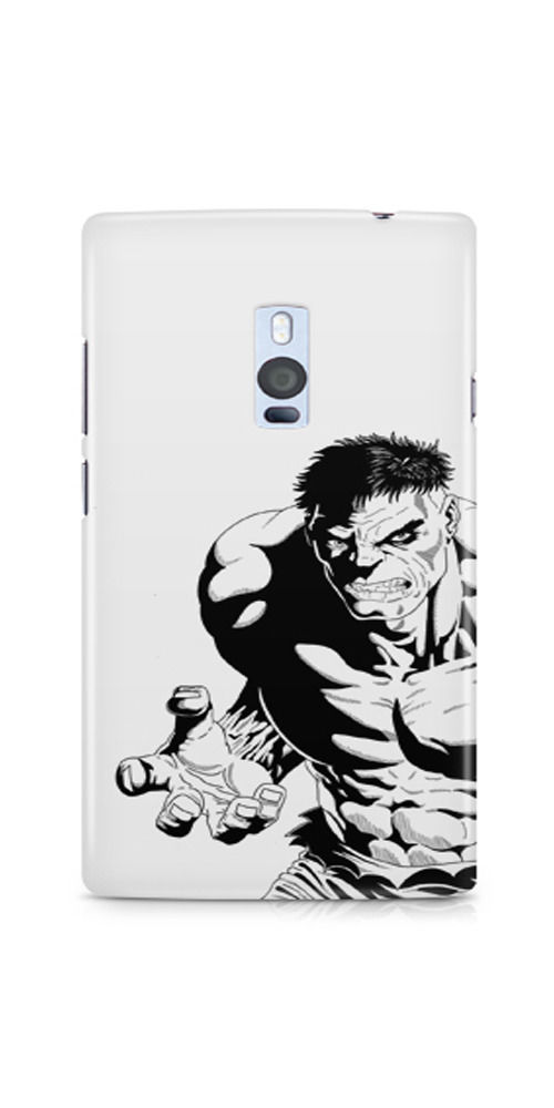 Casenation Angry Hero OnePlus Two Matte Case