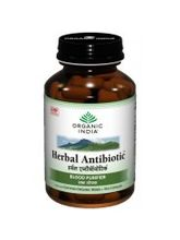 Org Herbal Antibiotic (Organic India), 60 Capsules...