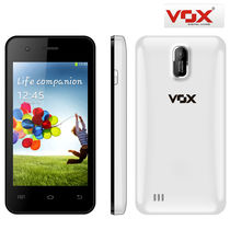 VOX Smart Phone With 4.0inch Screen, Android 4.0, Wifi 3G, 2 MP Camera And GPS V5600 White