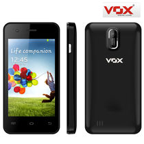 VOX Smart Phone with 4.0inch Screen, Android 4.0, Wifi 3G, 2 MP Camera and GPS V5600 Black
