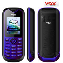 VOX Dual Sim Multimedia big battery Phone V7 Blue