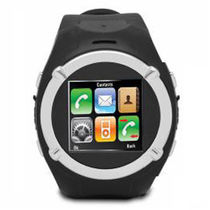 Vox Multimedia Stylish Watch Cum Mobile V5100+ Free Bluetooth