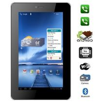 VOX 7inch Dual Sim Calling Slim Tablet V102 Android 4.0 with Bluetooth, TV, FM, 3G, Capacitive Touch