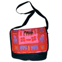 Ethnic Designer College Girls Sling Hand Bag 134