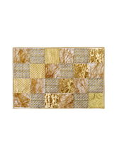 Ratios 24 Box Gold Table Mats (Set Of 6)