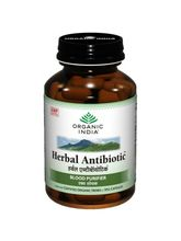 Organic India Herbal Antibiotic 60 Capsules Bottle...