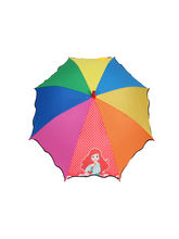 Rainfun Printed Single Fold Umbrella For Kids_ 43,...