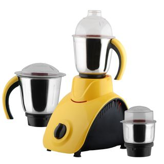 Anjalimix Corby 1000W Mixer Grinder (3 Jars)