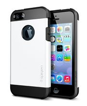 Spigen Tough Armor For IPhone 5 - First Time In India, White