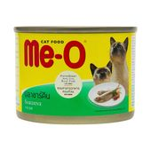 MeO Sardine Canned Cat Food, 185 gms