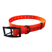 Puppy Love TPU Neon Collar for Medium Breed Dogs, orange