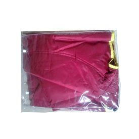 Zorba Designer Dual Protection Solid Raincoats for Large Dogs, 26 inch, maroon