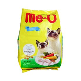 MeO Chicken and Vegetables Cat Food, 400 gms