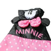 Disney Waterproof Designer Raincoats for Small to Medium Breed Dogs, minnie