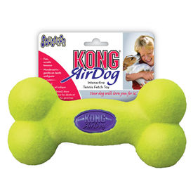 Kong Air Dog Bone Shaped Squeeker for Large or Giant Dogs, extra large, 9 inch