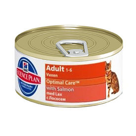 Hills Science Plan Adult Salmon Canned Cat Food, 85 gms