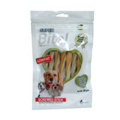 Super Bite (Lets Bite) Screwed Sticks Dog Treat, 70 gms
