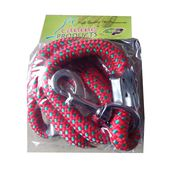 Canine Extra Thick Braided Reflective Rope Lead, red, xl