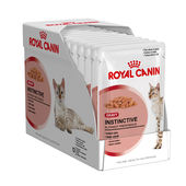 Royal Canin Gravy Instinctive Adult Cat Wet Food, 1.02 kgs