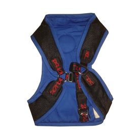Zorba Designer Body Harness for Giant Breed Dogs, blue, 30 inch