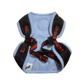 Zorba Designer Body Harness for Medium Breed Dogs, sky blue, 22 inch