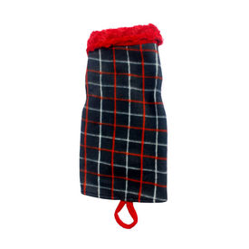 Zorba Designer High Quality Winter Coat for Large Breed Dogs, classic checks, 26 inch