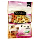 Goodies Bone Shape MultiFlavor Energy Treat, 125 gms