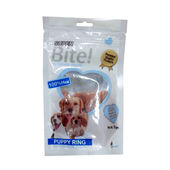 Super Bite (Lets Bite) Puppy Ring Dog Treat, 70 gms