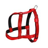 Kennel High Quality Nylon Padded Body Harness for Large Dogs, 105 cms, red