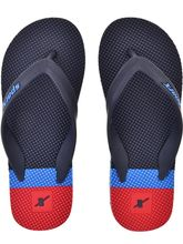 Sparx Casual Rubber Slipper (SFG-2019-BLU), 9, blue