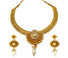 Rejewel Necklace Set (2745508pearl)