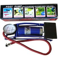 Mini Foot pump manual operate for footbaal and cycle etc