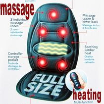 Unique Car Seat Massager For FULL BODY MASSAGER Driving Comfort.