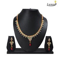 Luxor Splendid Pearl Necklace Set   2233