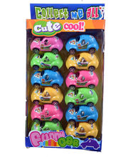 Funny Car - Set Of 12