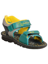 Tulaasi Kids Kittos with Rubber Sole Elegant, 4, multicolor