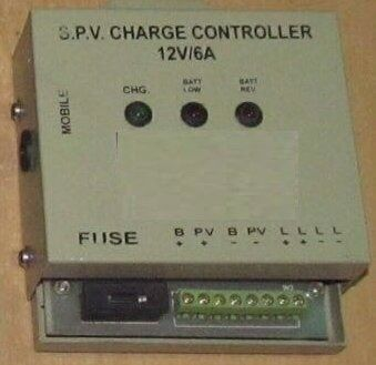 Sky Power Charge Controller (12 V/ 6 A)