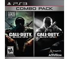 Call of duty black OPS combo PS3, dvd