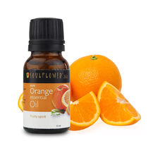 soulflower essential oil Orange