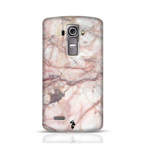 Stylebaby LG G4 Designer Phone Cases Natural Real Marble 2 Back Cover for LG G4