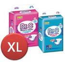 Adult Diaper Dr. C - XL (Extra Large)