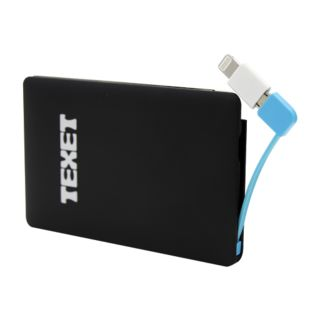 Texet PBP-023 2500mAh Pocket Power Bank