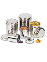 Aristocrat 5 Pcs Canister Set