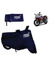 FUEL -Motorcycle Cover for Hero MotoCorp Passion-xpro, blue