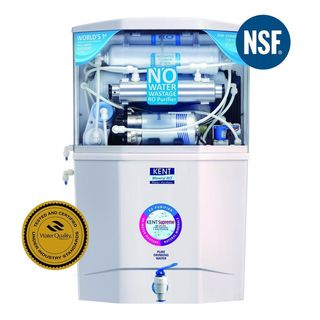 Kent Supreme RO, UF, UV And TDS Controller 15L Water Purifier